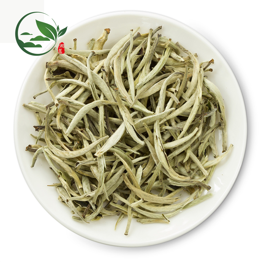 Chinese Manufacturers Best White Tea Brands Cheap Price Organic Loose Fujian Fuding Yunnan Silver Needle White Tea