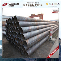 API 5L/SSAW Spiral Welded Steel Line Pipe in oil and gas