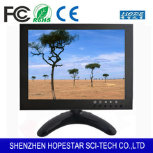 Square screen digital TFT LCD 7 inch small vga lcd monitor