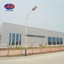 prefabricated steel structure china warehouse shed