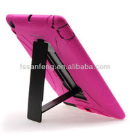 Pink young girl romantic cover case for ipad 3 4/pc+silicon hybrid rugged combo case for ipad 3 4/cheap for ipad 3 4 accessories