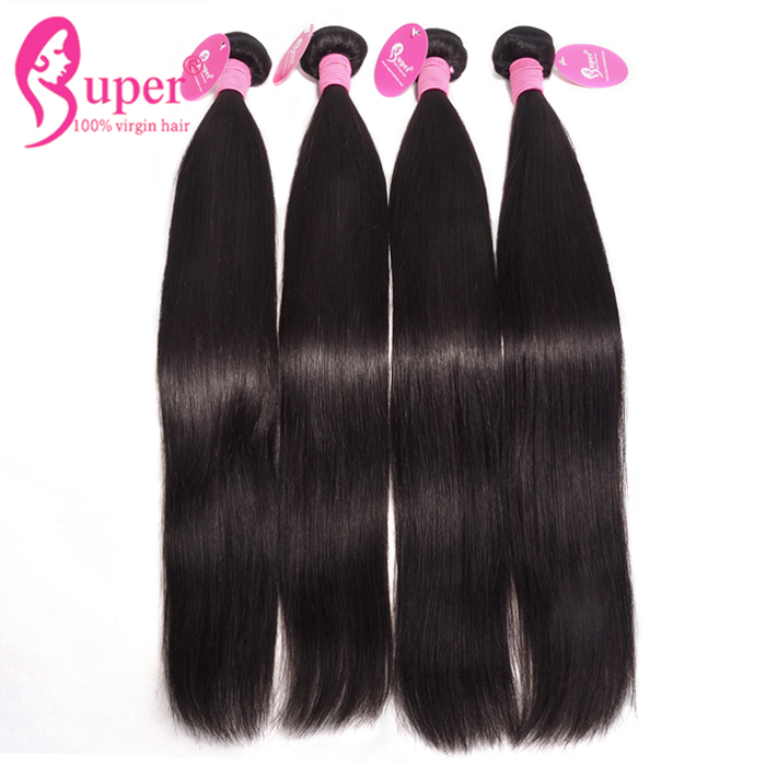 100 Unprocessed Raw Indian Virgin Cuticle Aligned Super Thick Raw Human No Mix Hair Mink Straight Body Wave And Curly