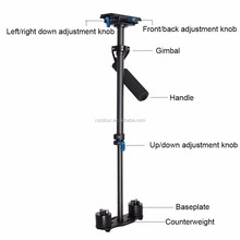 S60 handheld camera stabilizer DSLR steadycam estabilizador Durable for use and hard to be broken