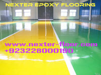 NEXTER EPOXY FLOORING IN PAKISTAN