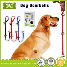Dog Doorbell for Potty Training Puppy Doorbell with Extra Loud Bells for House training Housebreaking Train