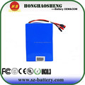 Super Power with High Capacity 18650 Battery Pack 60 volt Lithium Battery Electric Bike
