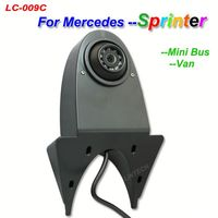 2014 New Mercedes Benz Sprinter license plate ir led for Van