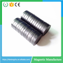 18X3mm Ceramic Round Disc Ferrite Magnets