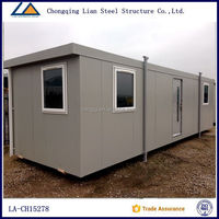 Movable office container house prices