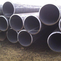 ASTM A53 SSAW Steel Pipes Steel