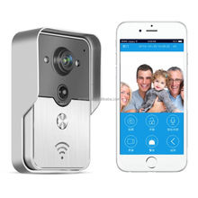 Home Video Smart Wireless WiFi Doorbell With Camera Night Vision