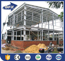 Good Supplier 50m deep iron structure warehouse building
