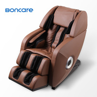 Power supplier 3d electric shiatsu back and leg massage chair with best price