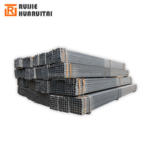 40x40 ms hollow section black steel square pipe, astm a252 grade 2 grade 3 carbon steel pipe