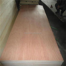 cheap 5-18mm Bintangor plywood AA grade / commercial plywood with bintangot veneer faced