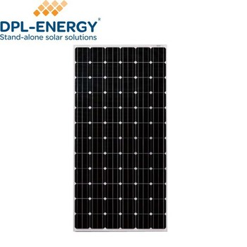 DPL 255w solar panels china solar panel 250w solar modules pv panel