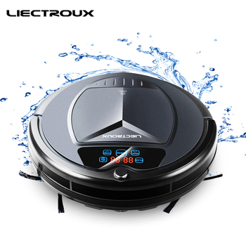 Liectroux B3000 intelligent vacuum cleaning robot for carpet cleaning