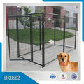 Powder Coated Dog Kennel, Dog Shelter For Large Dogs