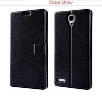 Luxury Flip PU leather Stand phone cover case for GIONEE S5.5/Gn9000 With magnetic Chip TPU full protective phone shell cases