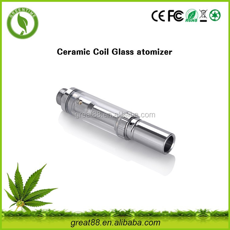 No leak dual coil disposable cbd oil 0..5/1.0 ml printer ink cartridge vaporizerrefill ink cartridge for canon