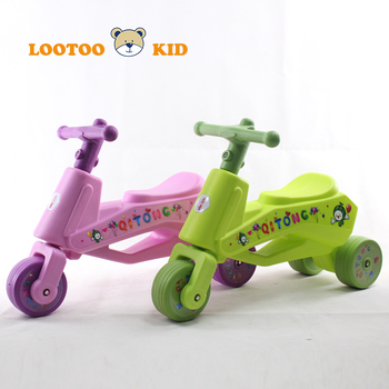Alibaba China factory high quality cheap price kids balance bike plastic