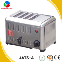 4 Slicers Commercial Toaster/Bread Toaster/Professional Sandwich Toaster Price