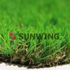 Cheap synthetic grass for garden decoration flooring