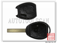for BMW Mini Smart Key Entry Remote Fob Shell Case - 2bt [ AS006006 ]