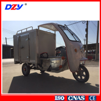 2016 Made In China New Electric Cargo Tricycle For Sale