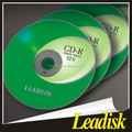 Printed CD-R, OEM blank CD, blank disc in cake box packing