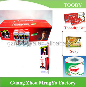 TOOBY Brand 2015 popular korea whitening toothpaste