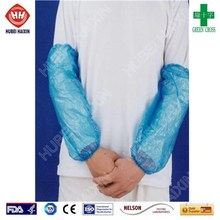 Disposable women arm cover/ pe arm cover
