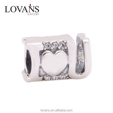 Boy Girl Charm Lover Gift Nickel And Lead Free Metal Charms For Custom Made Lovans Jewelry X322