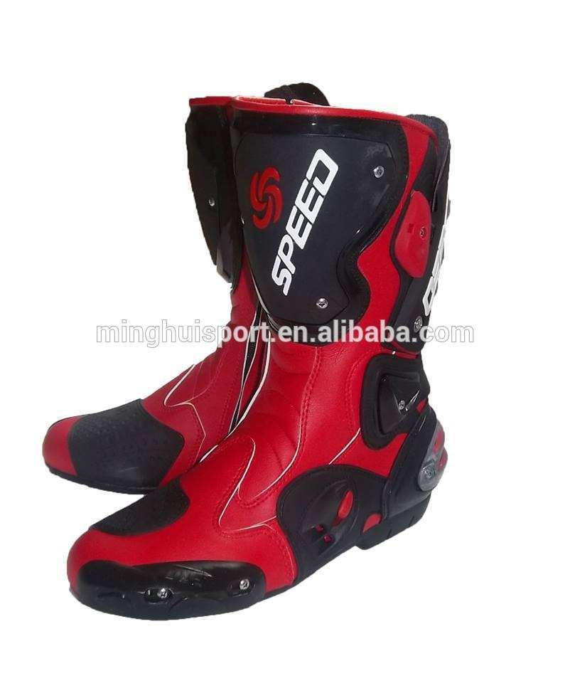 Motorcycle Racing Accessory Waterproof Boots Motorcycle Boots