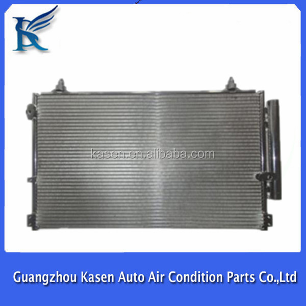 Auto Electrical Air Conditioning Condenser Size for 667*389.5*16