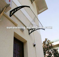 OK balcony iron door design