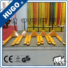 high quality hand pallet truck trolley warehouse gasoline lifter for sale