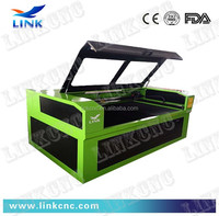cnc laser leather cutting machine prices&cnc laser machines 1610 with 80w reci tube