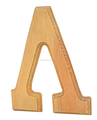 BSCI FSC Shop Decorative Wooden Letters