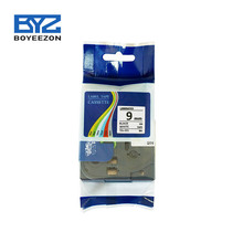 compatible brother tze 221 label cartridge for ribbon printer machine sale