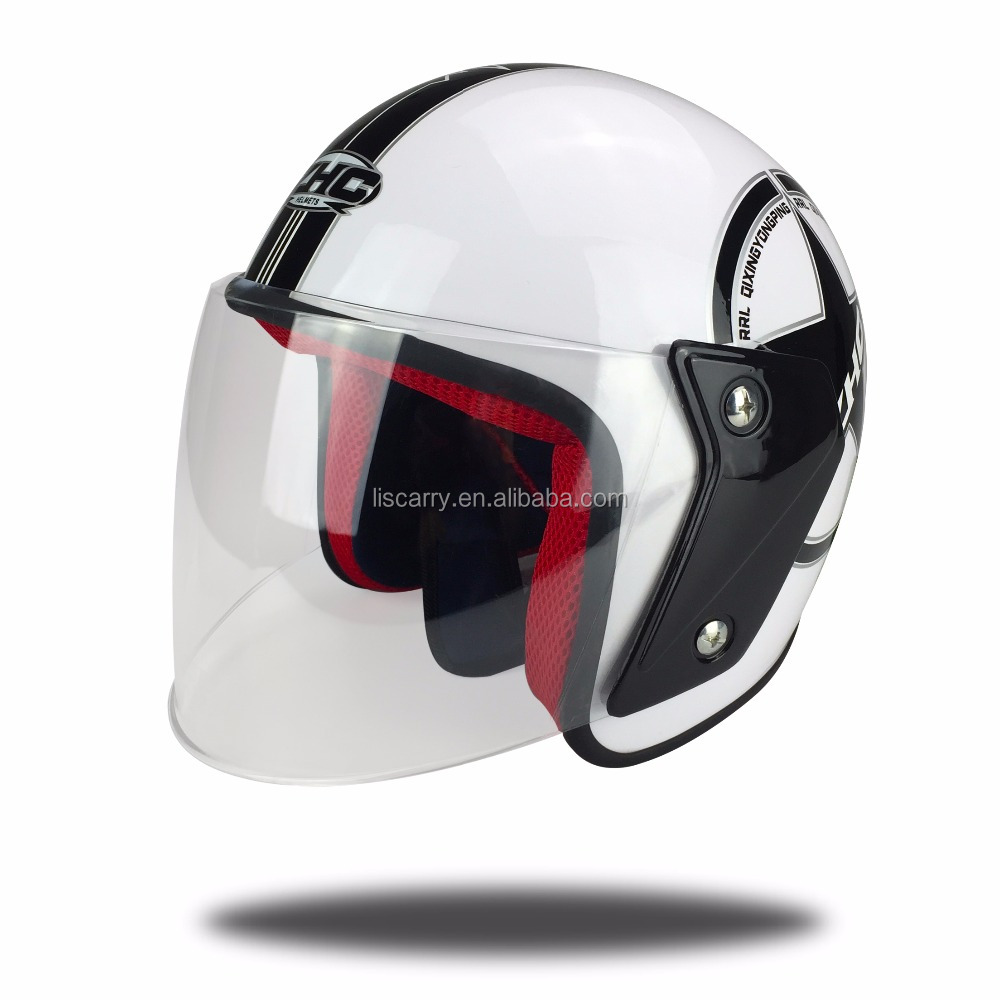 high performance custome quality motorcycle helmet half face motorbike helmet