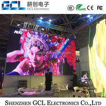 full color outdoor panel P3.91 led video wall / IP65 5000nits P3.91led display/ P3.91 outdoor led