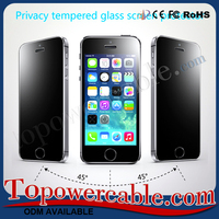 9H Tablet Pc Accessory Tempered Glass Film Screen Protector For Iphone 5 5C 5S