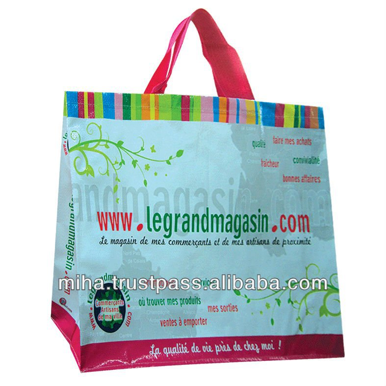 Eco friendly-simple fashion-better promotion non woven