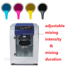 Paint color mixing machine / gyroscopic paint mixer / nail gel polish shaker with various specifications