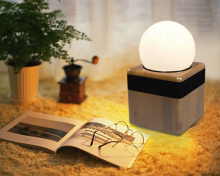 LED smart Light Bulb Lamp Wireless Bluetooth 3D surround sound lamp Base Music Player Sound Box Lighting for 16,000,000 colors
