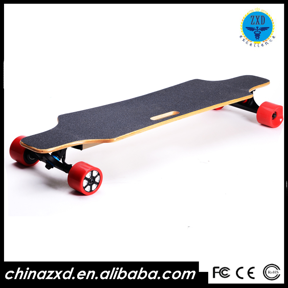 2016 most salable and competitive wireless remote electric skateboard