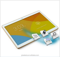 9.6 inch Tablet pc Google Android 16GB/ROM Tablet Bluetooth \ GPS \ WCDMA \ GSM\Dual Sim Card Tablets with otg gift
