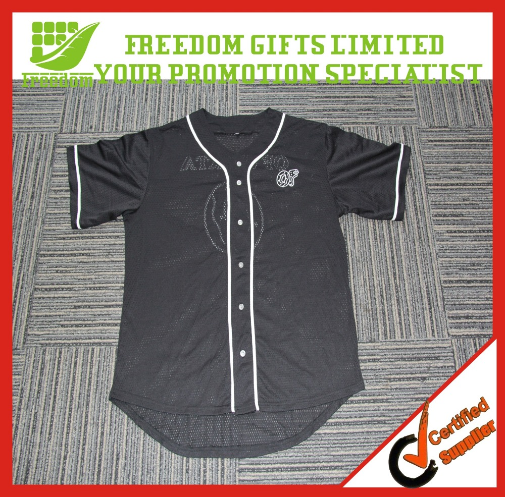 Popular Customized Baseball Jersey