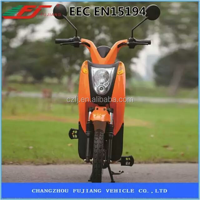 2016 hot sell electric motorcycle 350W EEC electric scooter